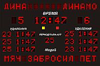 Табло универсальное MS-2241